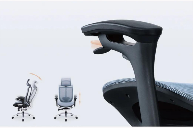 Latest high office chair factory for ceo office-2