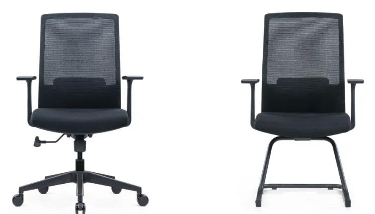 Gojo Furniture genuine brown office chair company for reception area-1