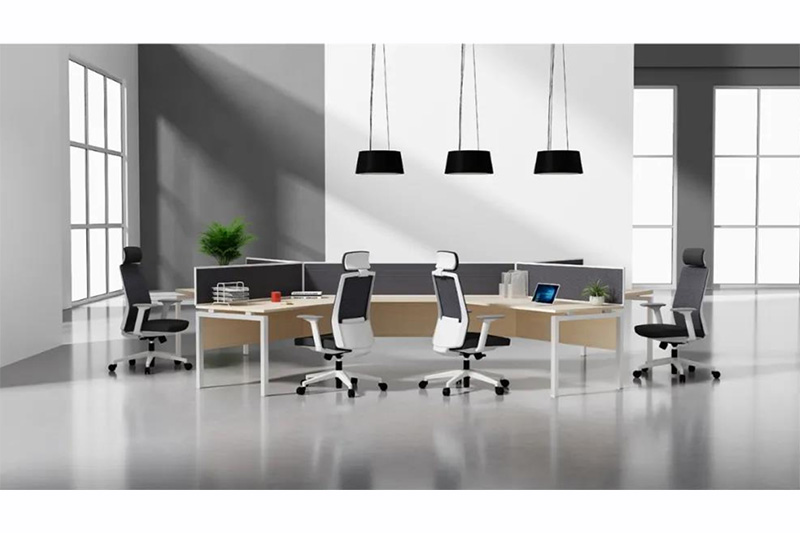 Gojo Furniture genuine brown office chair company for reception area-2