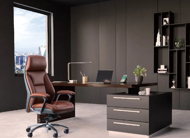 news-GOJO-Sales Winner of the Season-CEOSenior Manager's Office Chairs-img-3