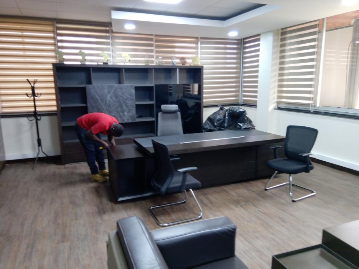 application-Rwanda Development Bank's Office Furniture Project Overall Solutions-GOJO-img-1