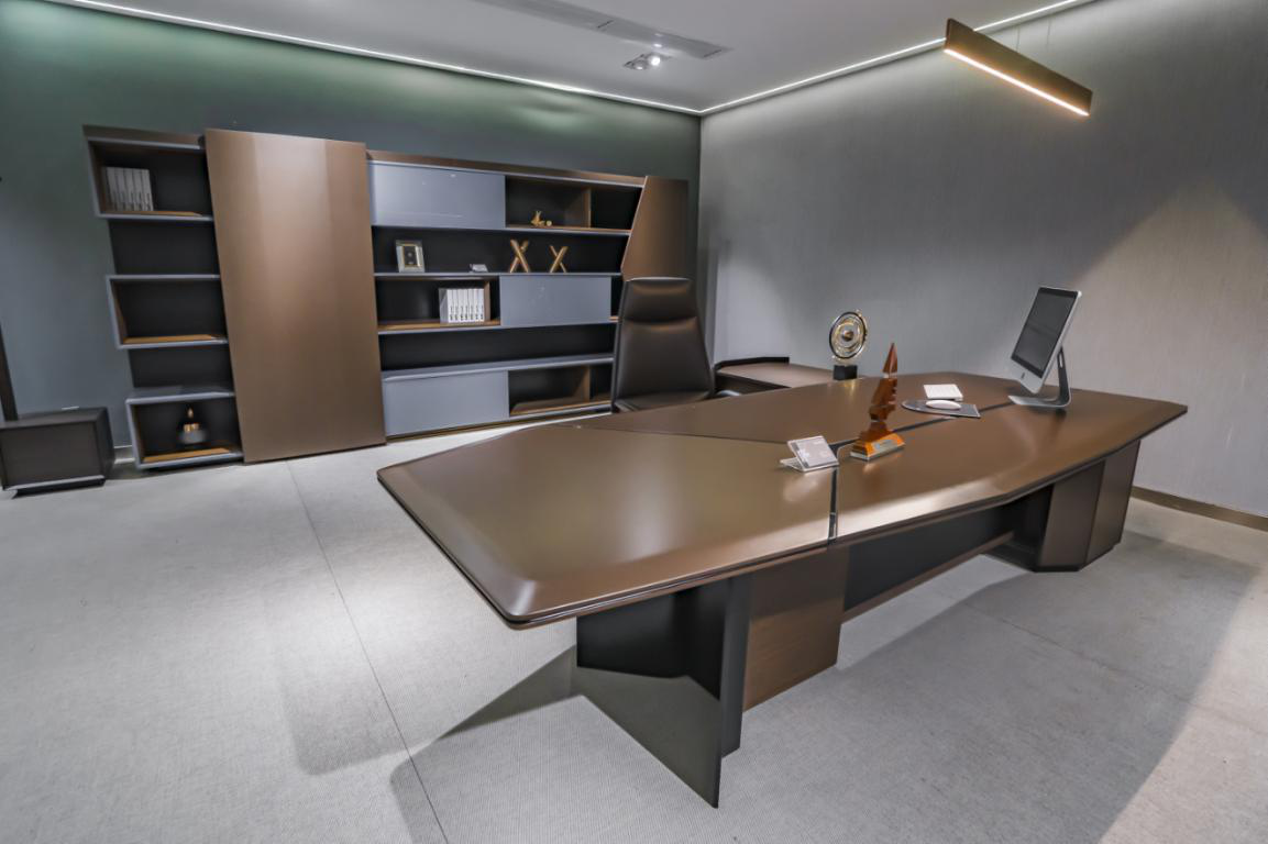 news-GOJO-Preferred Choice for Senior Managerial Offices: Top 3 Collections of High-end Office Furni
