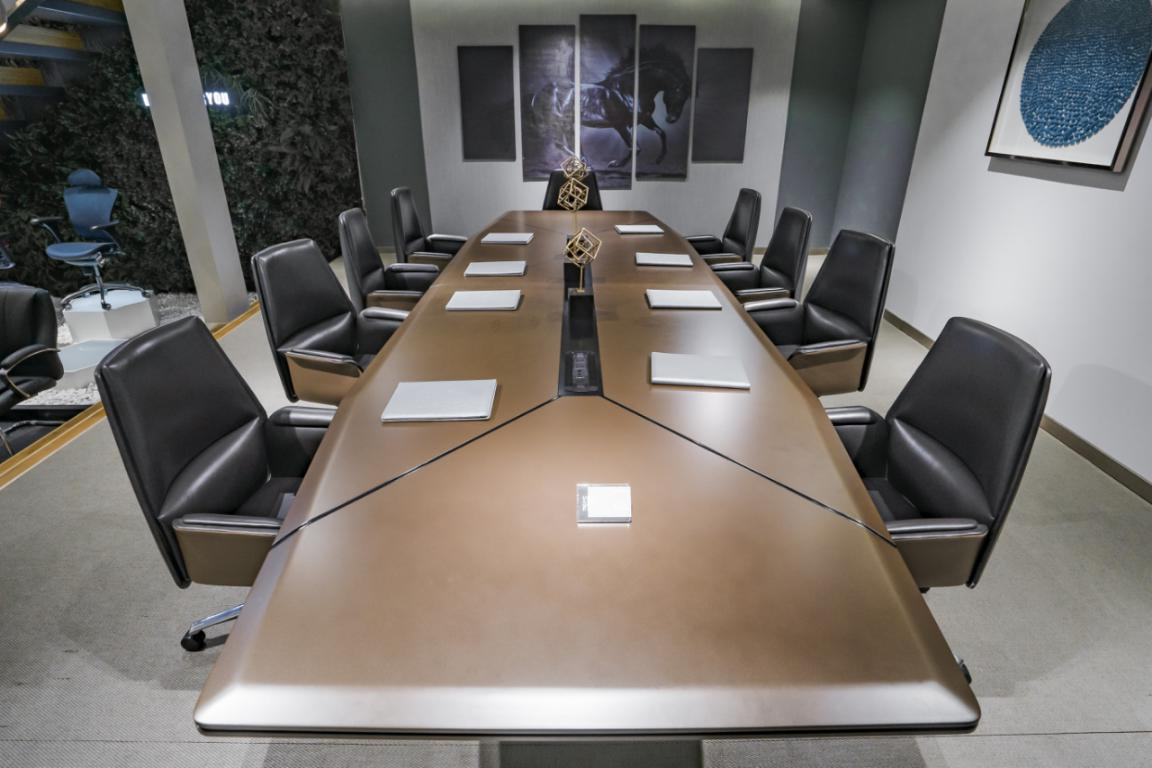 news-Preferred Choice for Senior Managerial Offices: Top 3 Collections of High-end Office Furniture