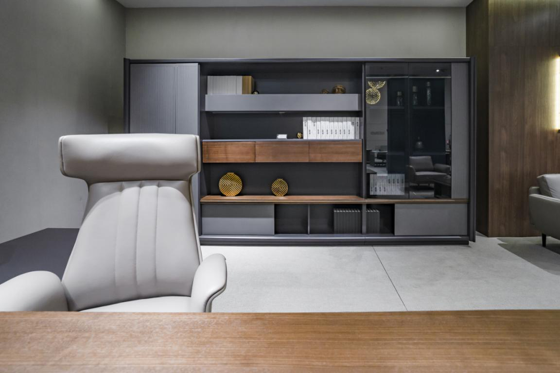 news-Preferred Choice for Senior Managerial Offices: Top 3 Collections of High-end Office Furniture -2