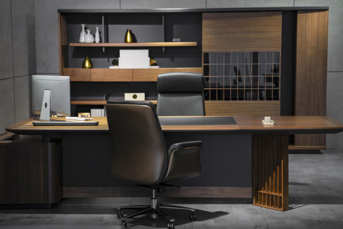 news-Preferred Choice for Senior Managerial Offices: Top 3 Collections of High-end Office Furniture -3