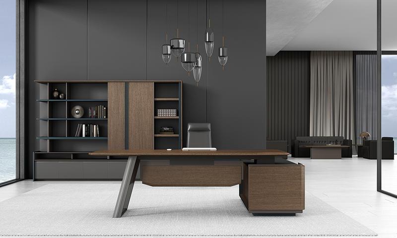Custom Executive Office Furniture Solution I-Wina Series