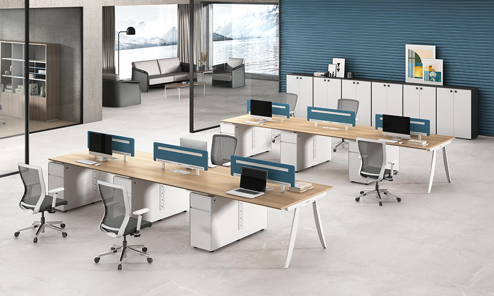 Open Office Workstation Office Staff Furniture I-Cano Series