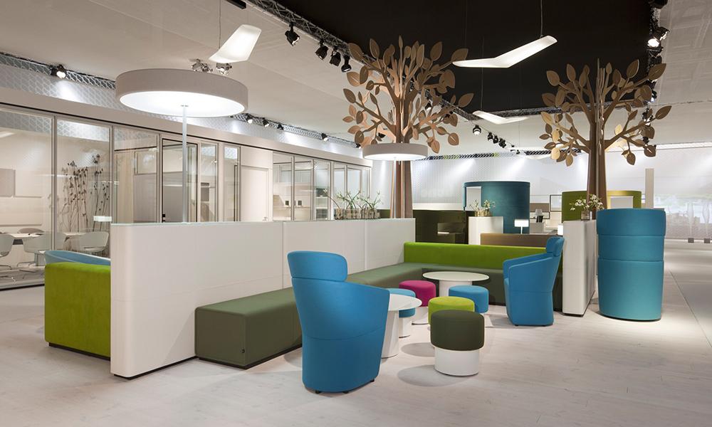GOJO Custom office furniture wholesale for executive office-1