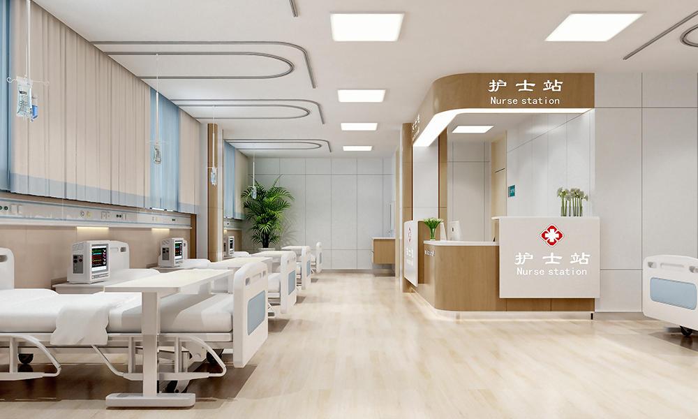 Hospital Room Furniture Nurse Station Medical Furniture