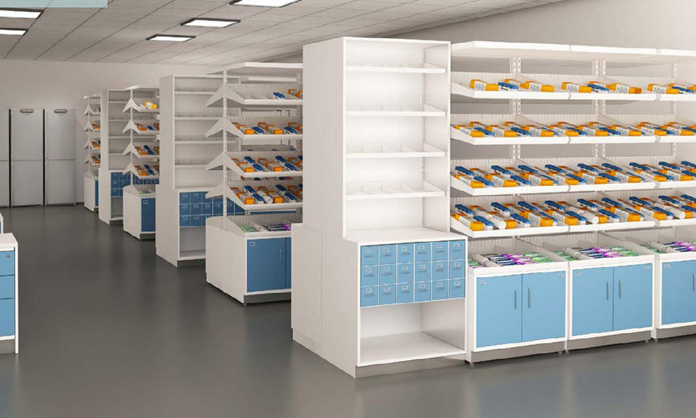 Pharmacy Furniture