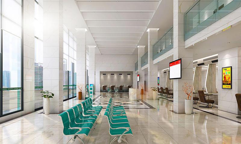 Lobby Waiting Chairs