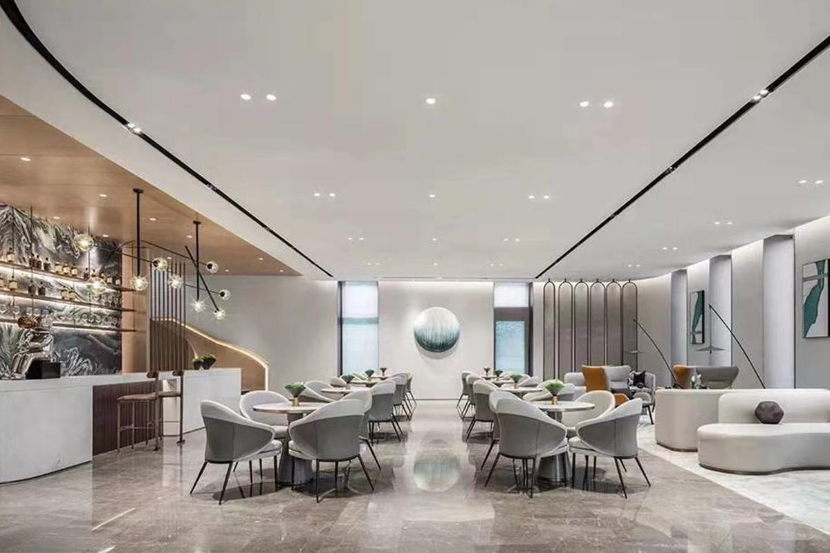 Gojo furniure Best contemporary hotel furniture company for reception area-1