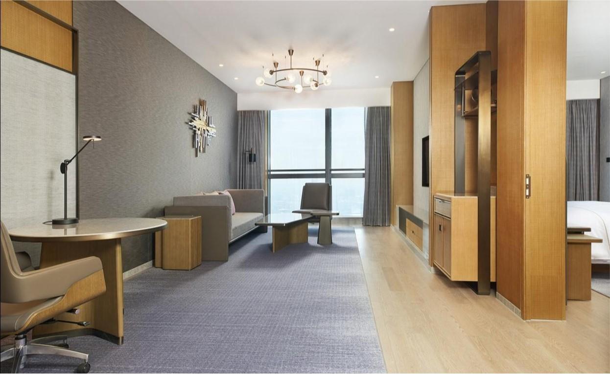 Gojo furniure area01 hotel bedroom furniture for sale manufacturers for guest room-1