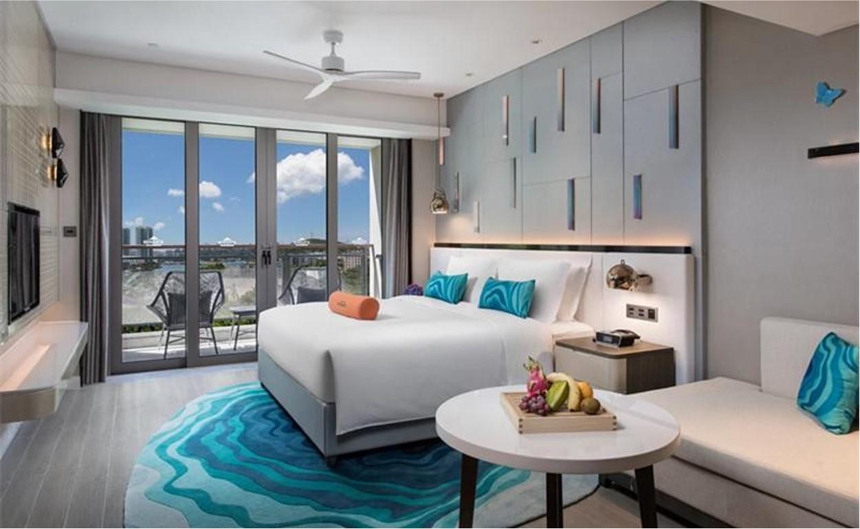 Wholesale hotel bedroom furniture wholesale sale manufacturers for reception area-1