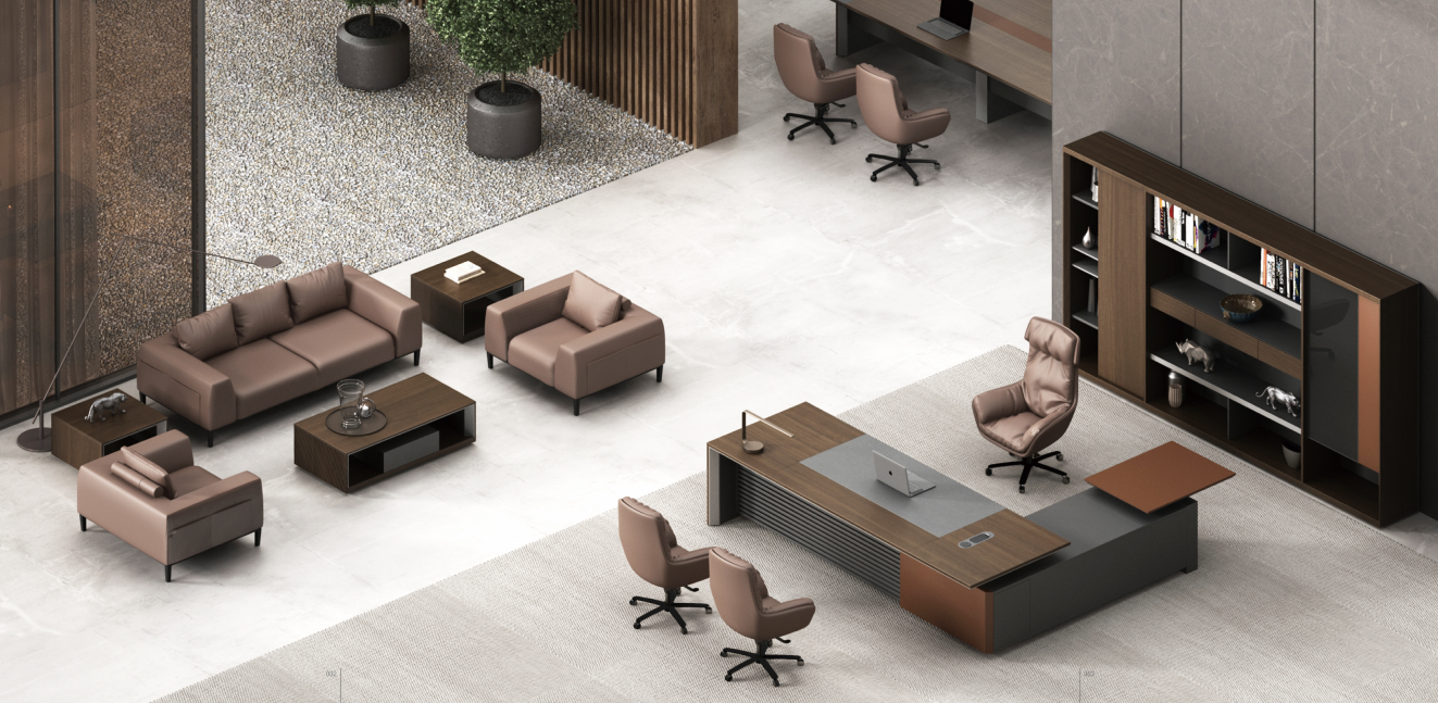 news-New Arrival of 2021-RZE Series Office Furniture-GOJO-img