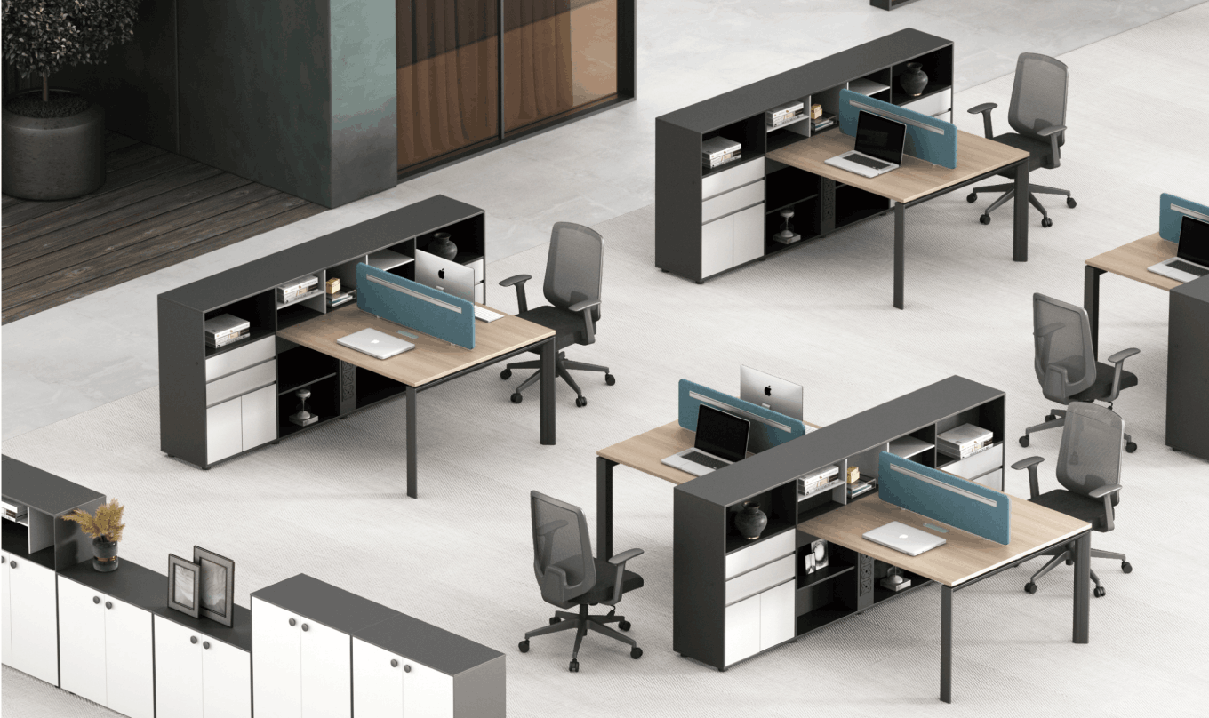news-GOJO-New Arrival of 2021-RZE Series Office Furniture-img-2