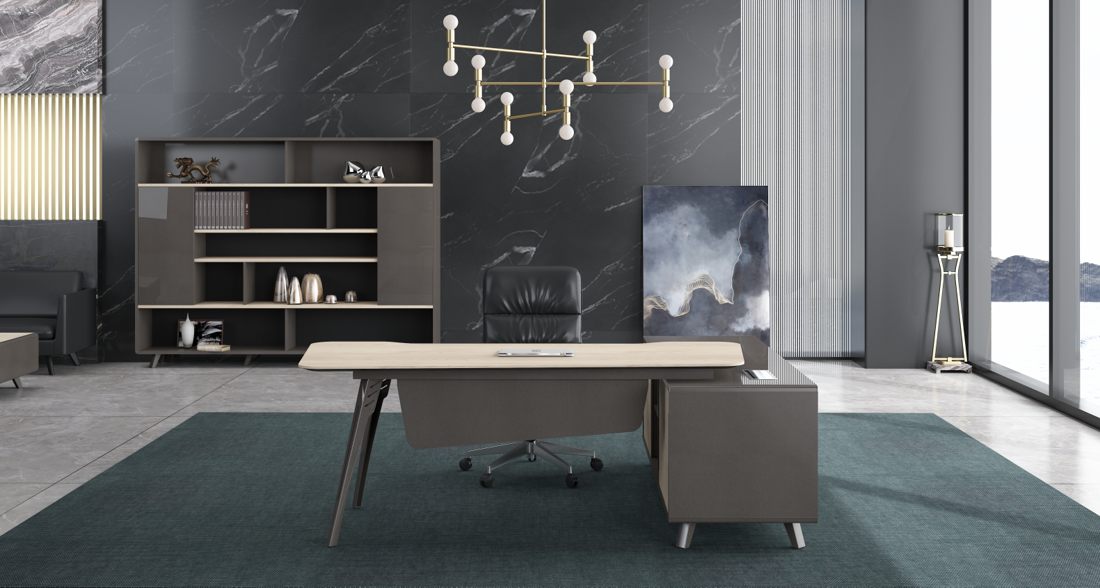 news-Wison Executive Furniture Series-Well-matched Office Furniture Set-Gojo furniure-img