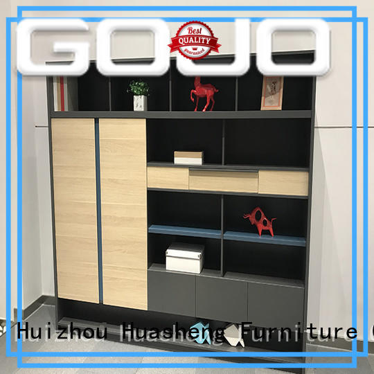 divider cabinets mdf for executive office GOJO