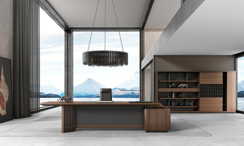High-end New Chinese Style - Guanhe Series