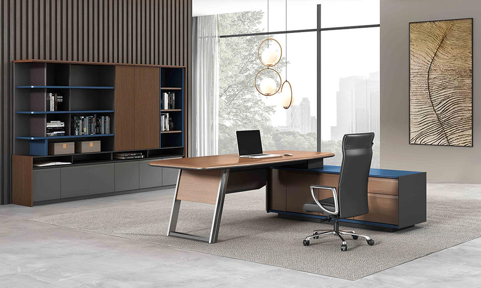 High-end Light Color Office Furniture - Wina Series