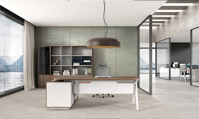 Light Color Office Furniture-Cano Series