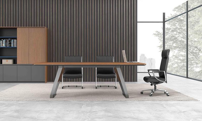 Fashionable Modern Meeting Table-Wina Series