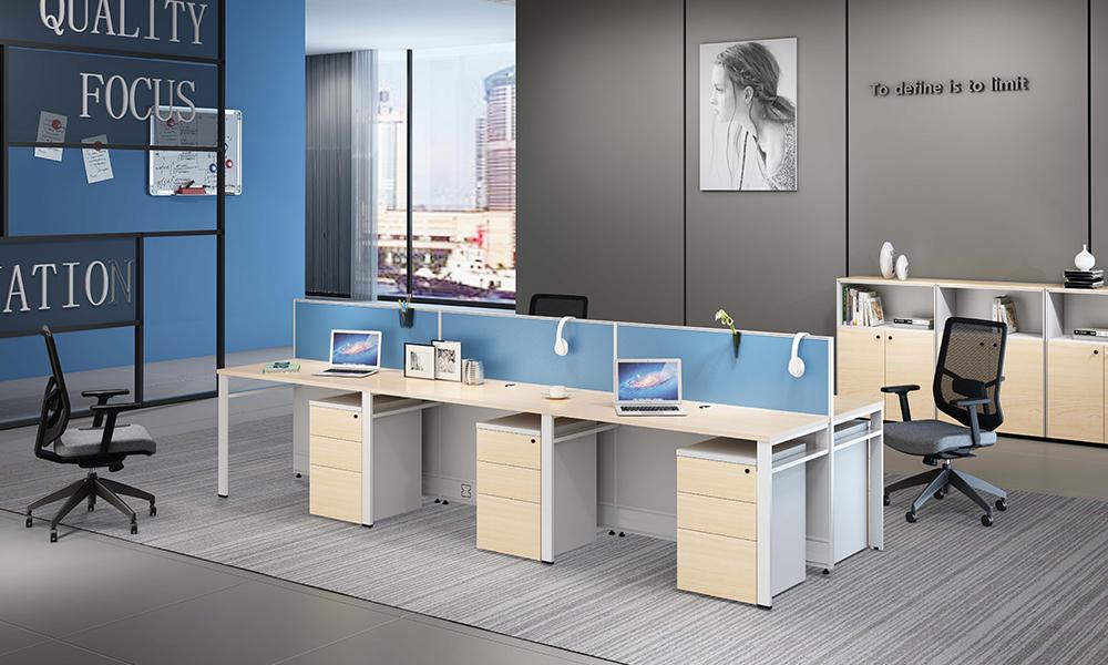 Gojo furniure Best staff desk Supply for lounge area-2