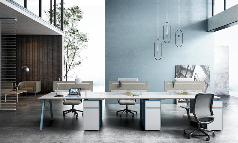 Modern Fashionable Workstation-Peter Series