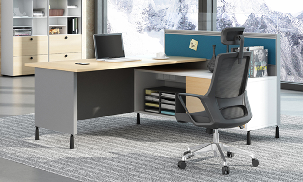 Gojo furniure best white office table Suppliers for reception area-2