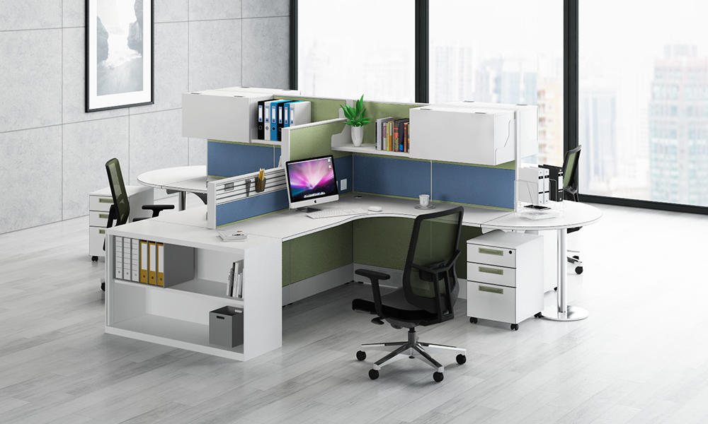 Workstation with Multiple Storage Functions
