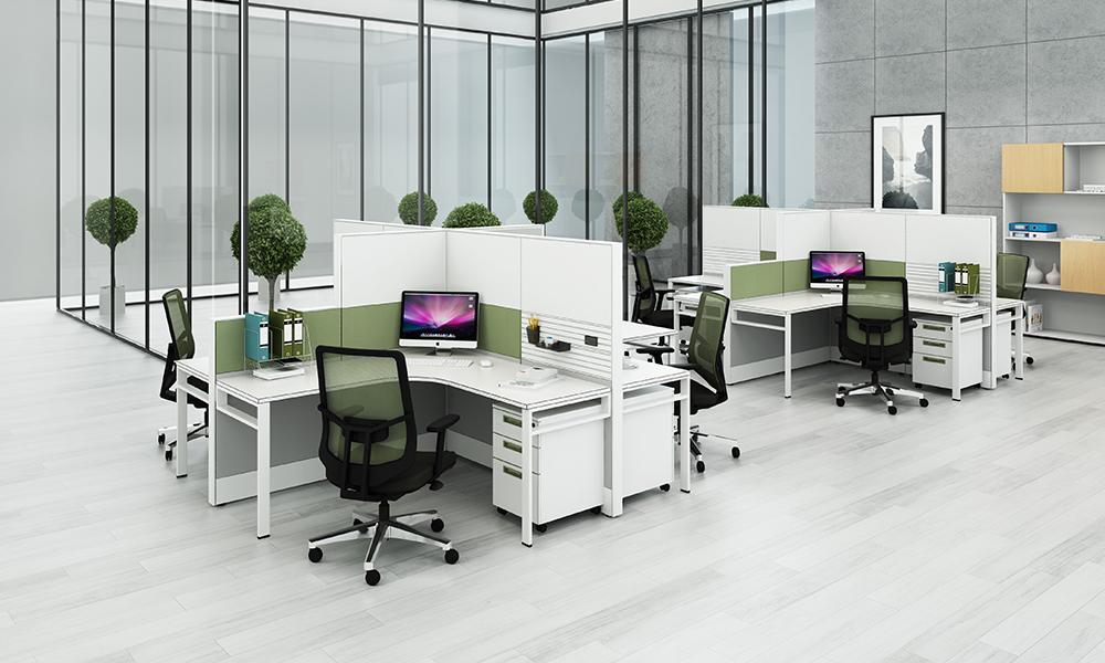 Gojo furniure gojo furniture office work table manufacturers for reception area-2