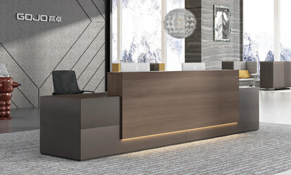 High-end Office Front Desk