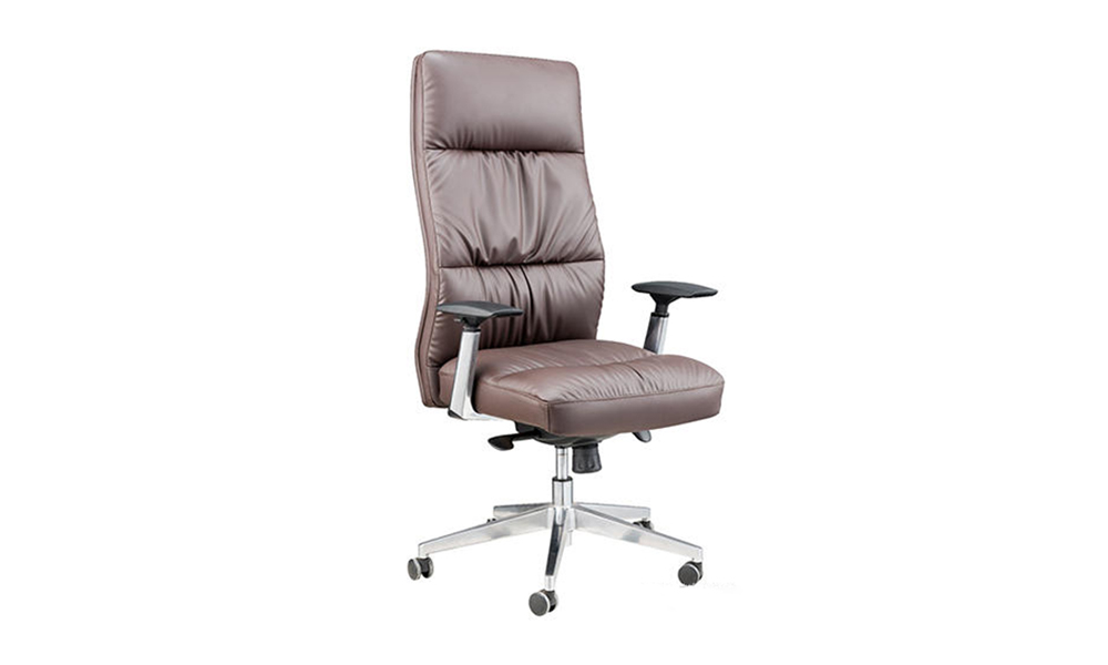 Gojo furniure modern genuine leather office chair company for lounge area-2