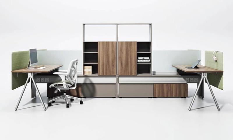 Brand New Series GOJO Office Furniture Staff Desk