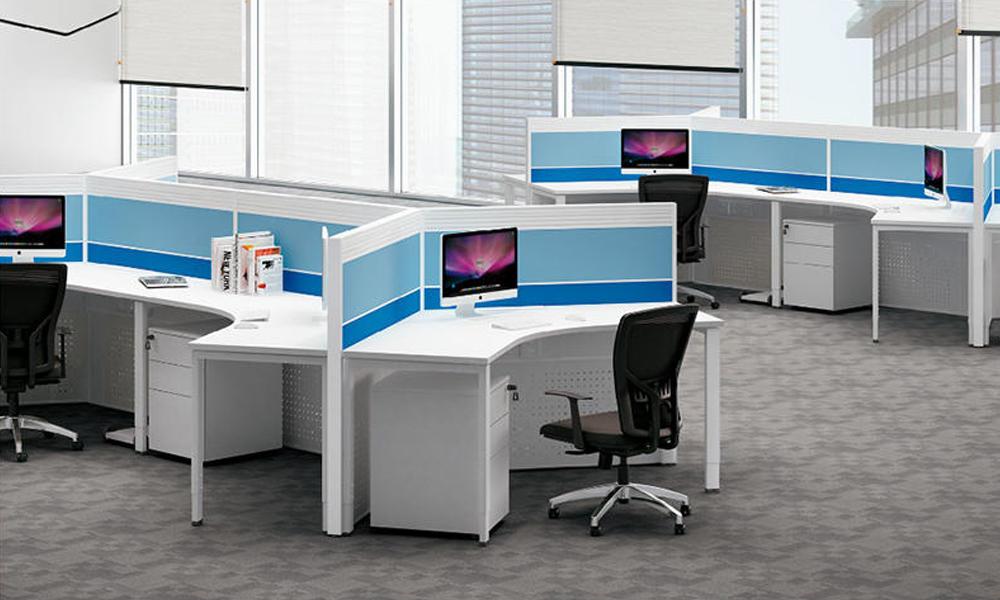 WHITE OFFICE DESK FOR WORKSTATIONS HIGH QUALITY OFFICE FURNITURE MANUFACTURERER