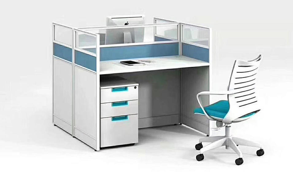 MODERN OFFICE FURNITURE STAFF ROOM OFFICE DESK