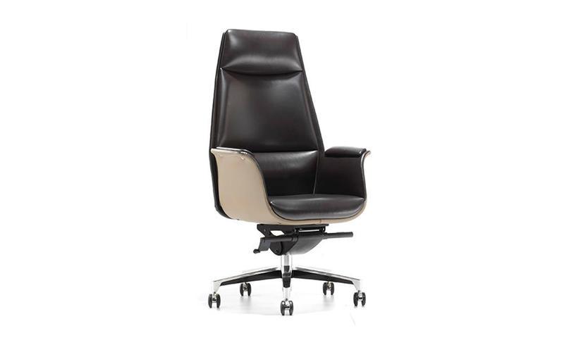 High-end Dark Color Executive Chair