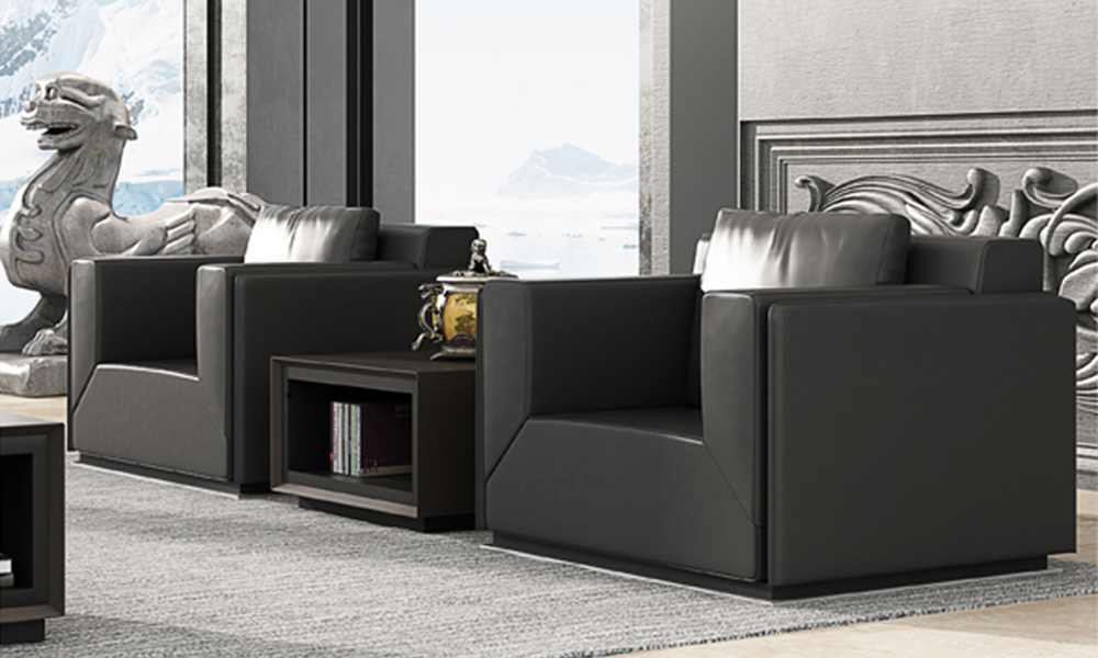 Gojo furniure small coffee table for leather sofa Supply for ceo office-1