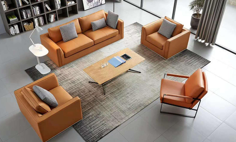 Modern Fashionable Lounge Sofa