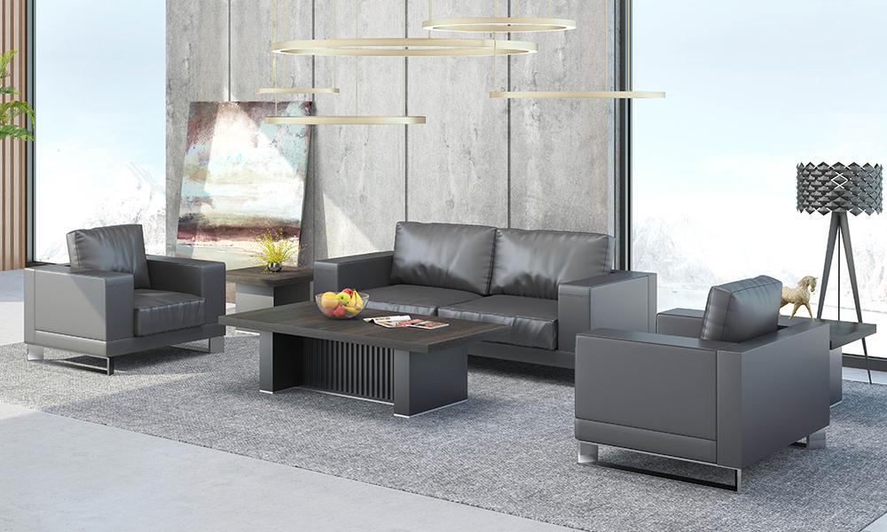 German Style Sofa&Tea Table- Borill Series