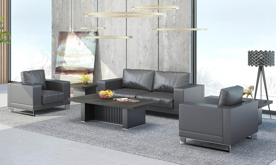 German Style Sofa&Tea Table- Borill Series