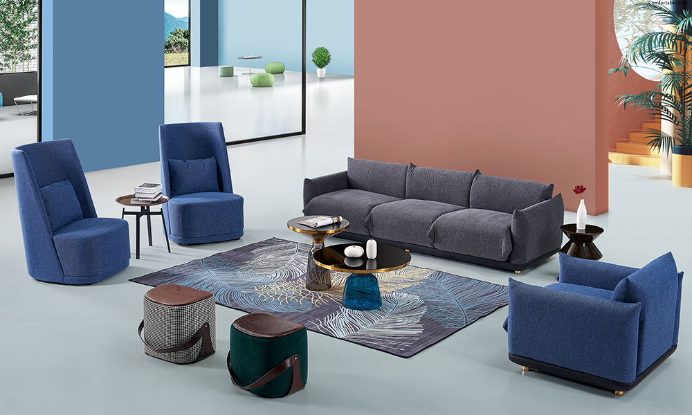 High-quality coffee table for grey sofa grade company for boardroom-1