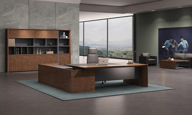 New Chinese style fashionable office desk