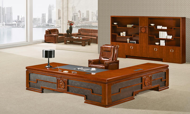 Classic Office Furniture Senior Executive Tables-SONGDIAN 9E