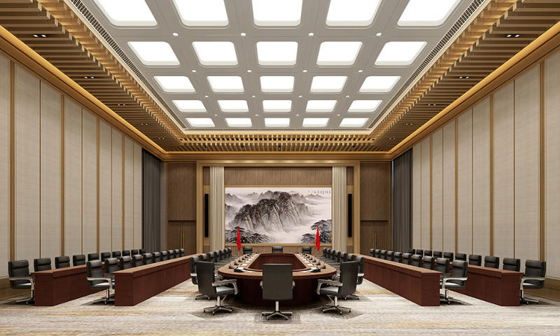 Governmental Organization Meeting Space