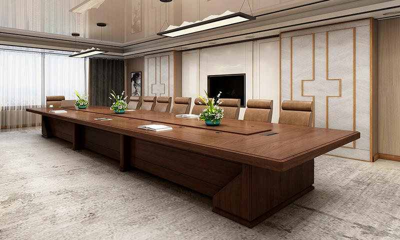 High-end Chinese Style Meeting Table