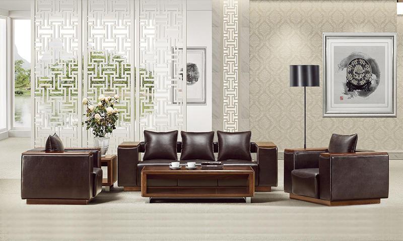 Traditional Reception Sofa