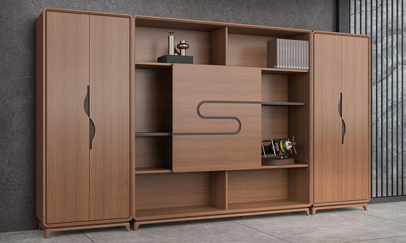 Chinese Style High-end Filing Cabinet-Shangshan Series