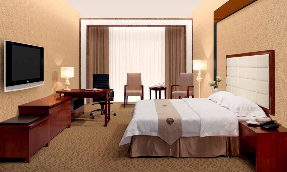 Classic Mahogany furniture Executive Lounge Apartment