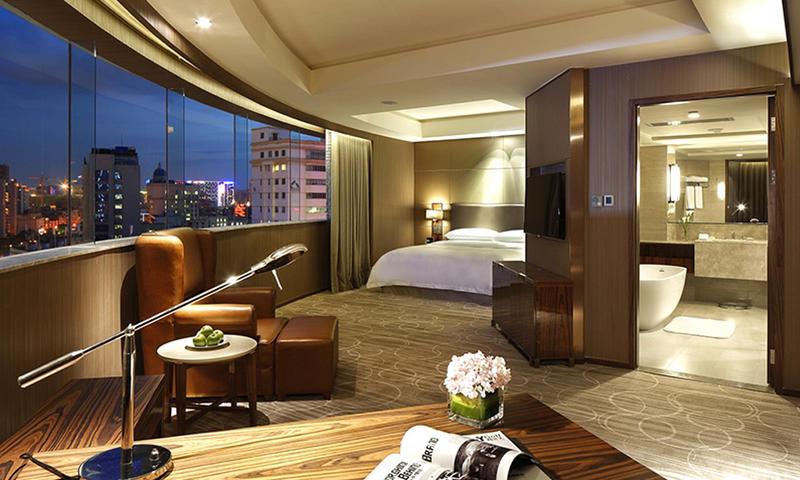 High-end Custom Hotel Suite